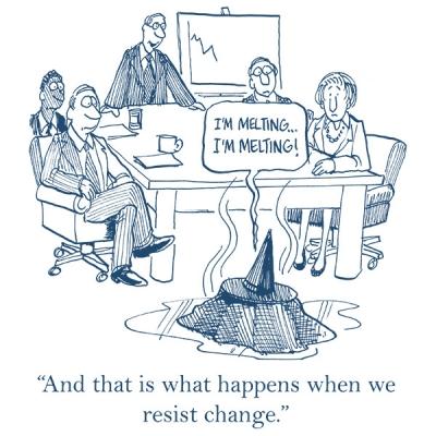 dissertations on change management